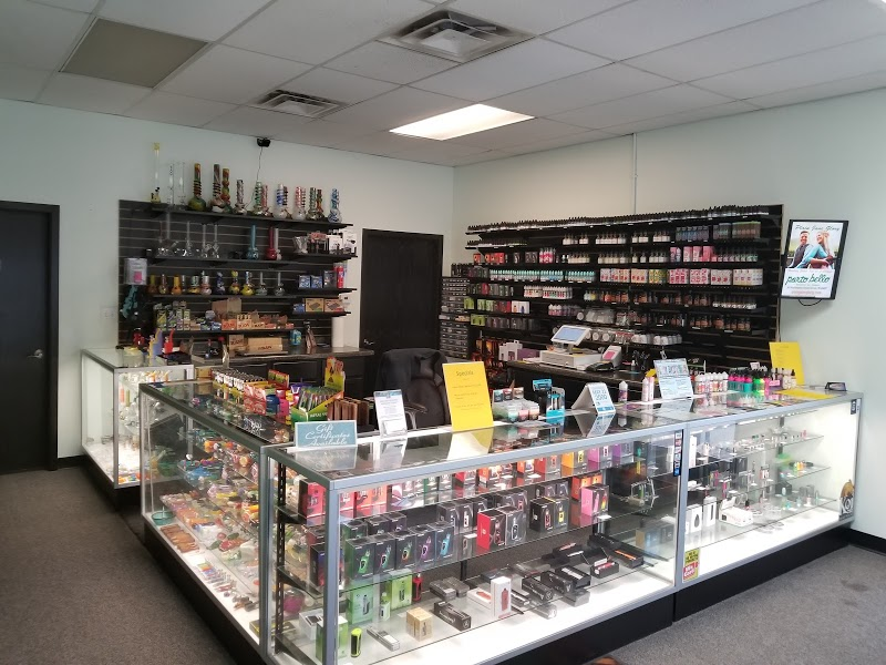 3rd Base Smoke Shop