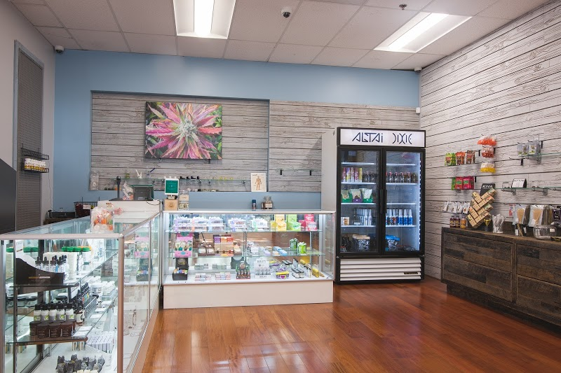 A Green Alternative Recreational Marijuana Dispensary