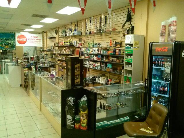 A Plus Smoke Shop