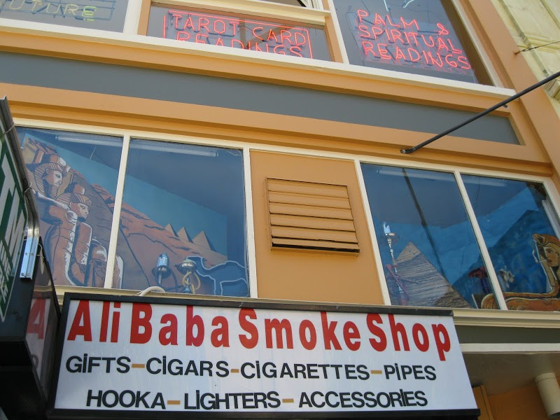 Ali Baba Smoke Shop