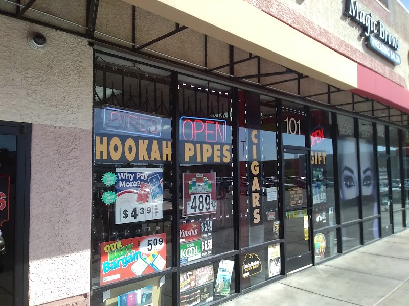 Alpha Smoke Shop