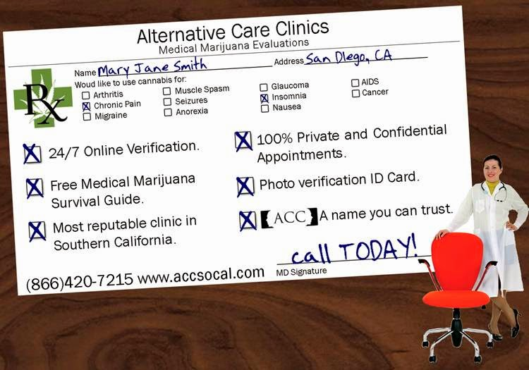 Alternative Care Clinics-Palm Springs