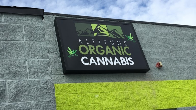 Altitude Organic Cannabis Dispensary