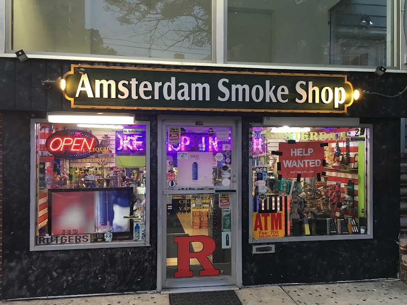 Amsterdam Smoke Shop