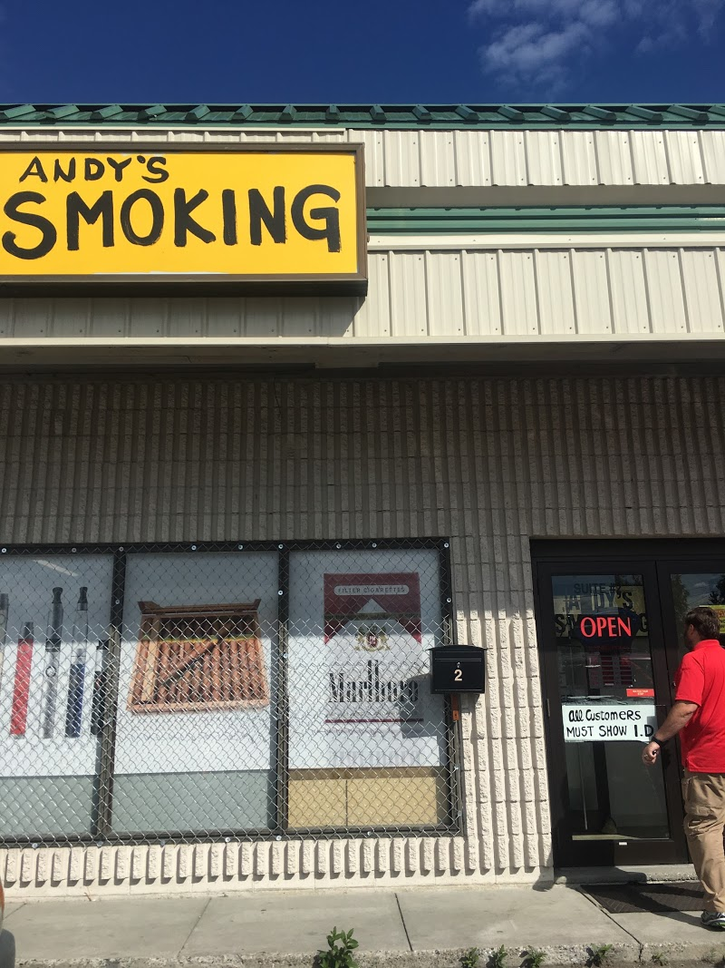 Andy\'s Smoking Shop