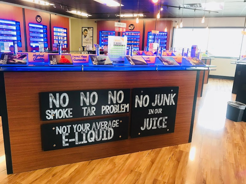 Best Vape Shops & E-Juice in Greensboro, North Carolina