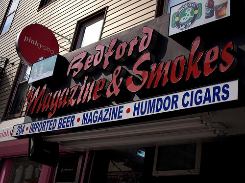 Bedford Magazines & Smokes