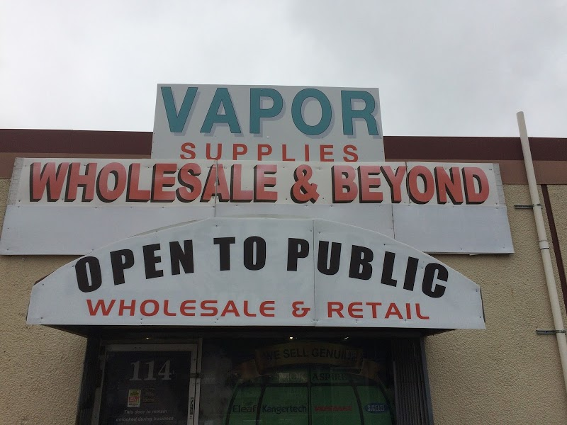 Beyond Smoke & Vapor