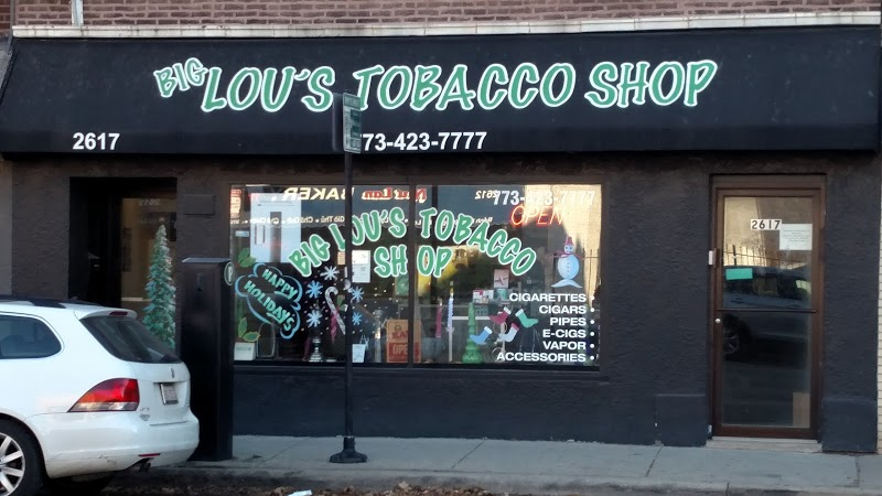 Big Lou\'s Tobacco Shop
