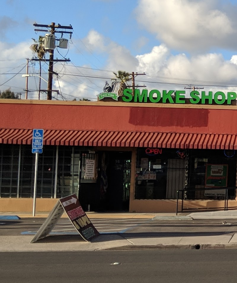 Big Time Smoke Shop