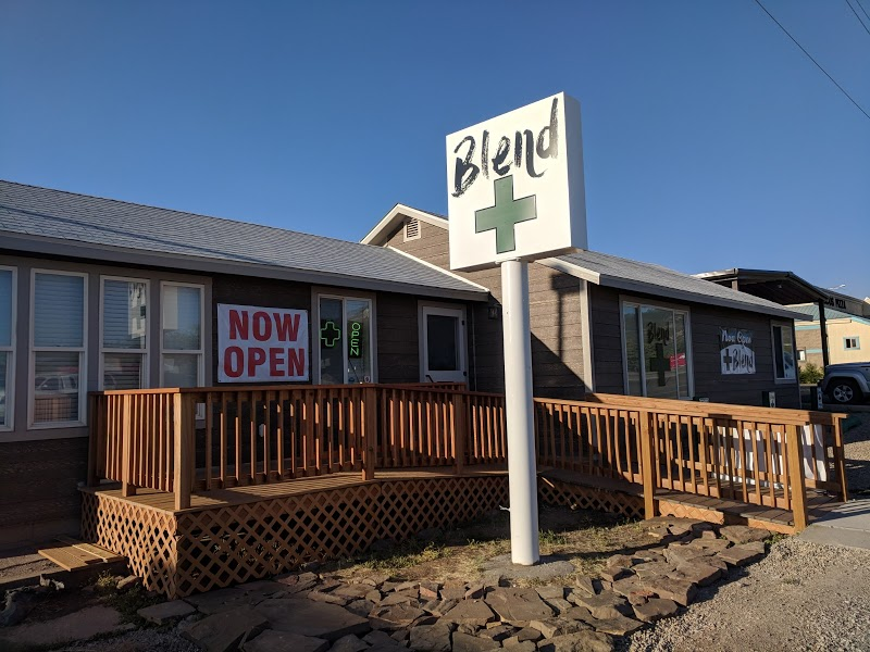 Blend - Recreational Marijuana Dispensary