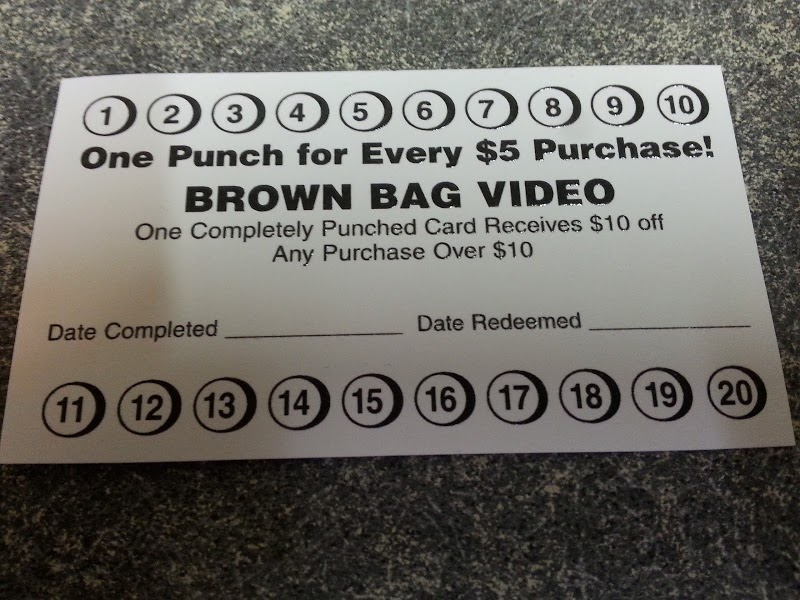 Brown Bag Video