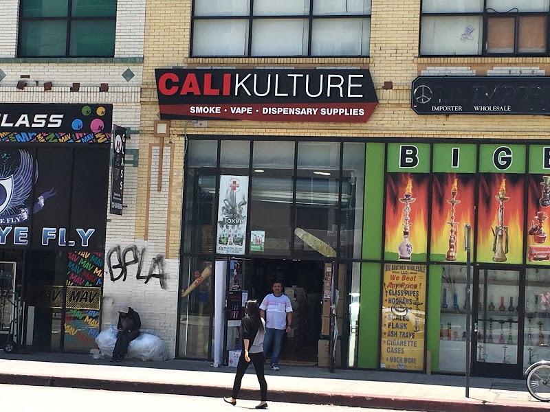 Cali Kulture   Vape Shop in Los Angeles, California