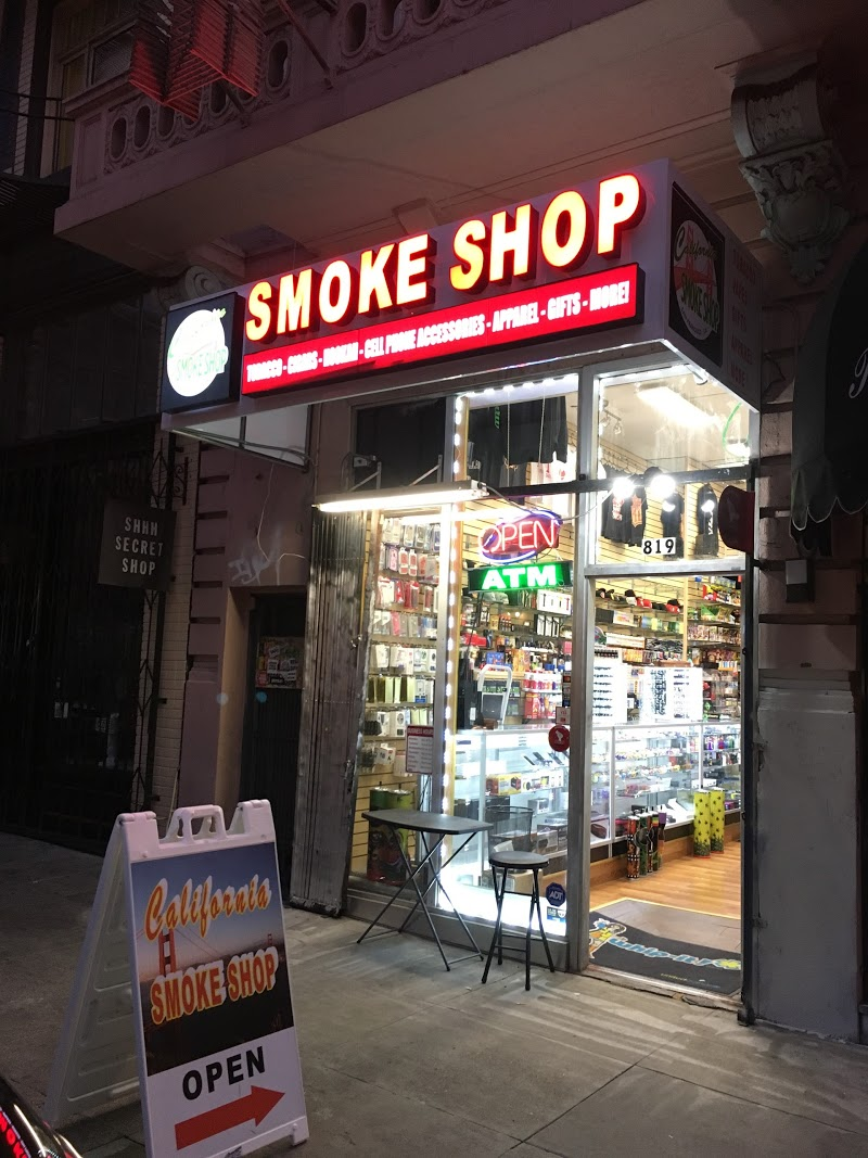 California Smoke Shop