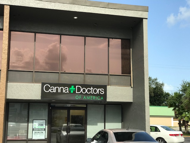 Canna Doctors of America - Medical Marijuana Doctors Tampa
