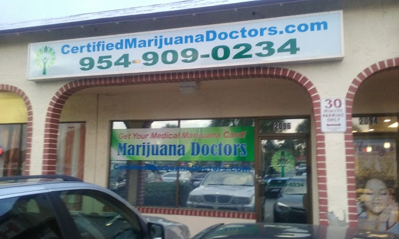 Certified Marijuana Doctors