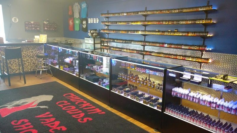 Chuckin' Clouds | Vape Shop in Poplar Bluff, Missouri