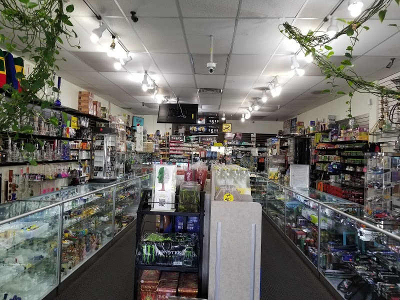 D\'s Smoke Shop and Gift