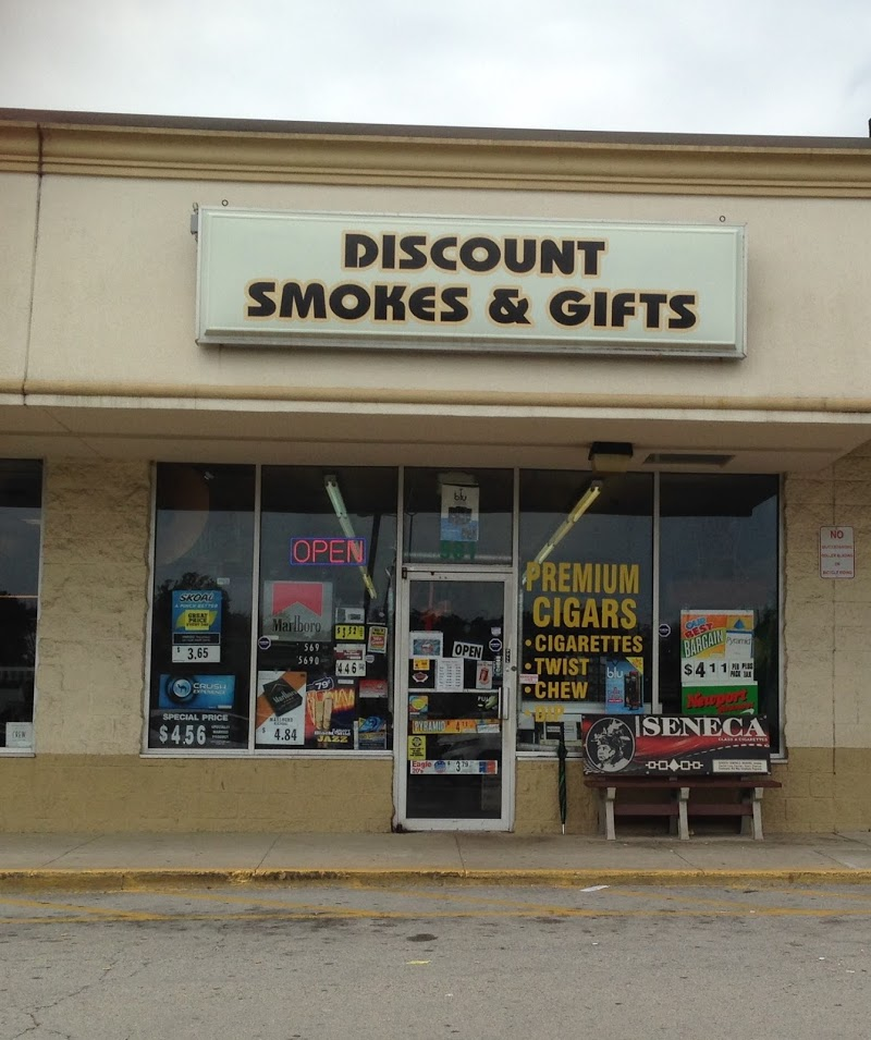 Discount Smokes & Gifts