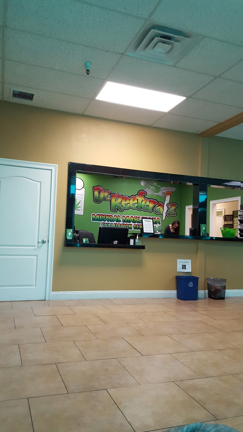 Dr. Reeferalz Medical Marijuana Evaluation Center