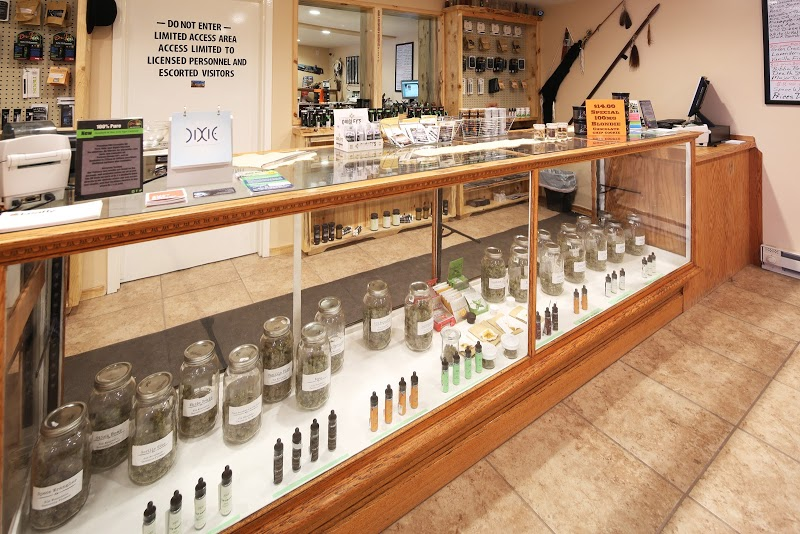 Elk Mountain Trading Post Retail Cannabis