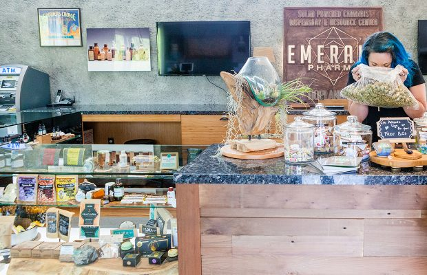 Emerald Pharms Cannabis Dispensary and Resource Center