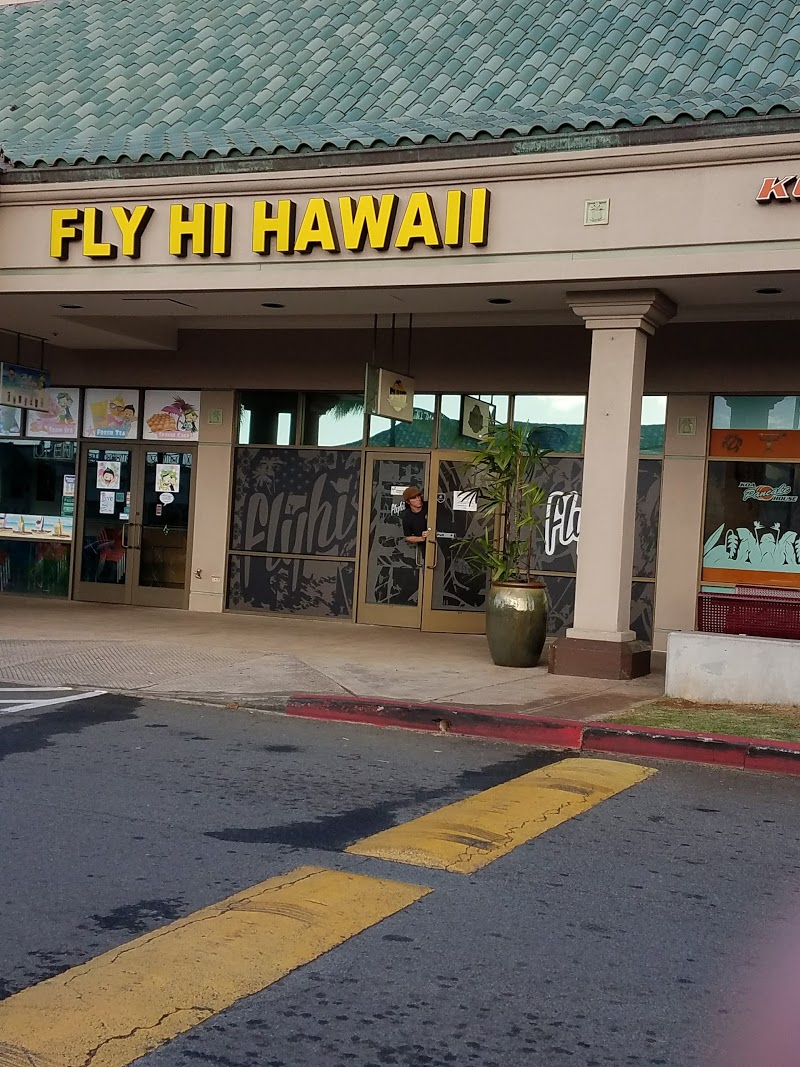 Fly Hi Hawaii