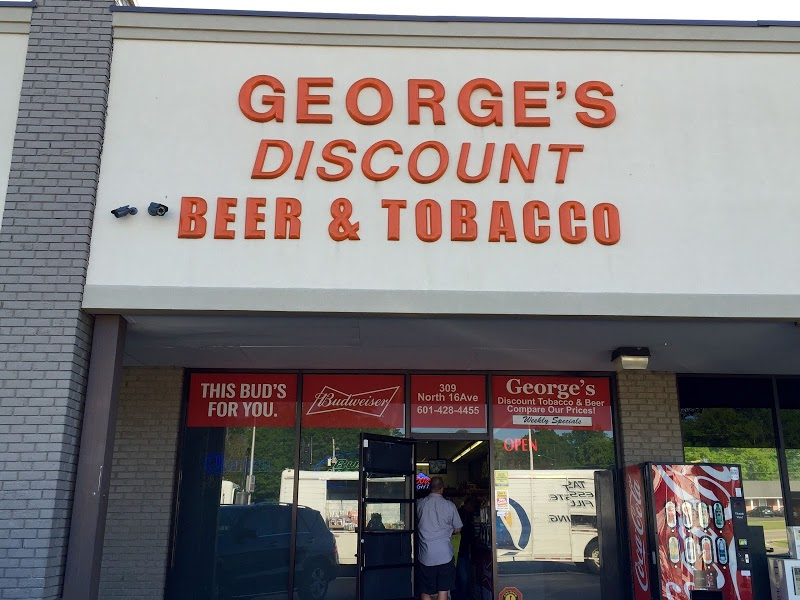 George\'s Discount Tobacco & Beer