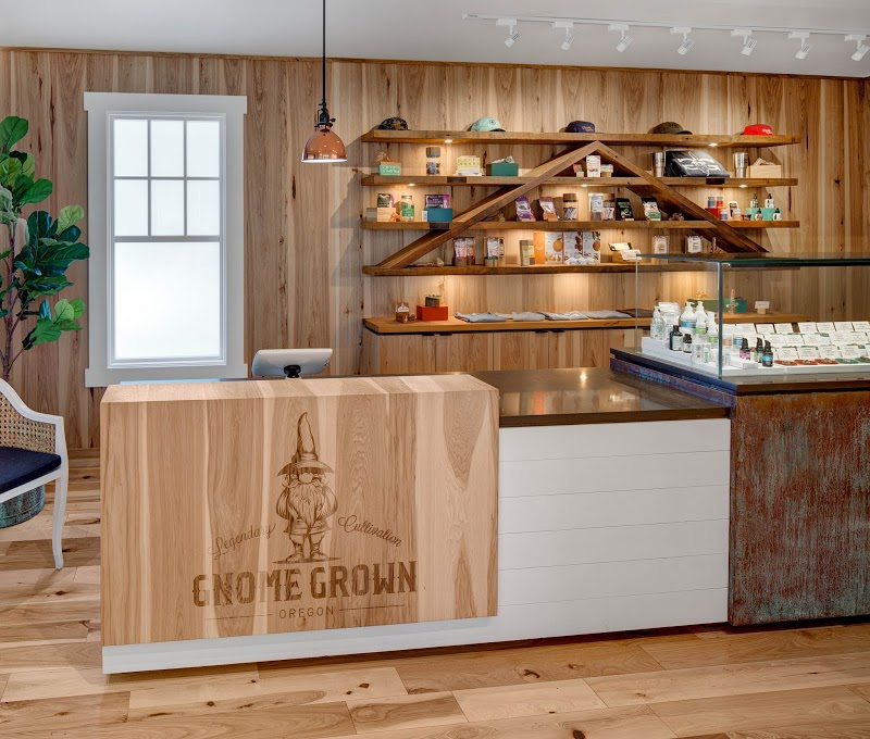 Gnome Grown Oregon City Dispensary - Molalla Ave