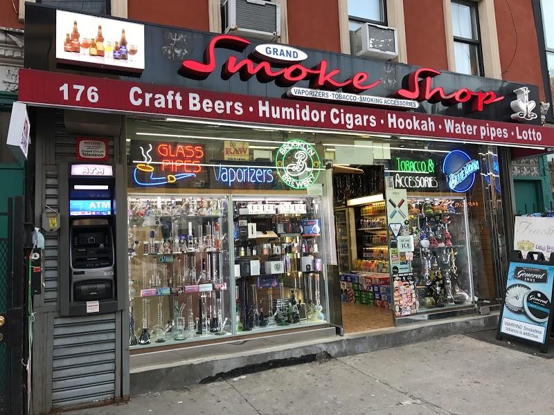 Grand Smoke Shop Brooklyn | Vape Shop in Brooklyn, New York