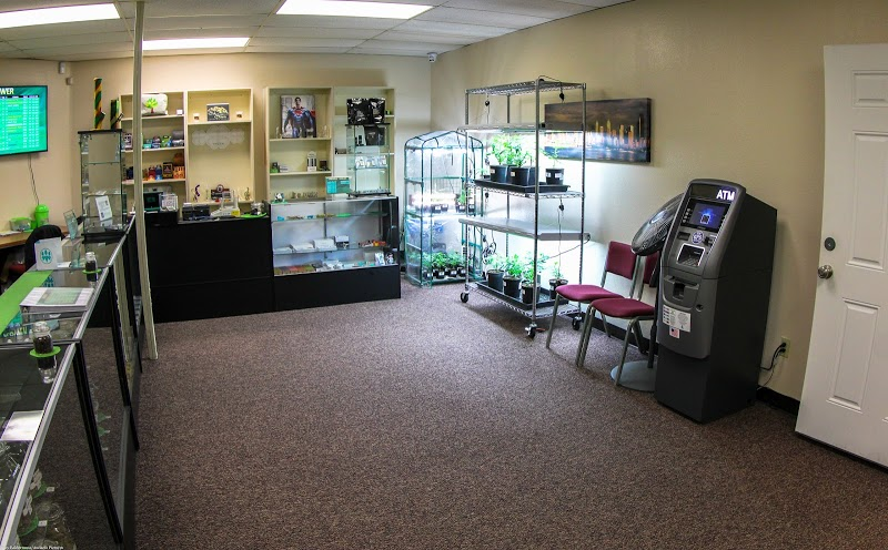 Green Depot Marijuana Dispensary