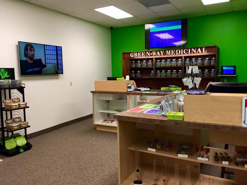 Green-Way Medicinal - Medical / Recreational Dispensary Salem