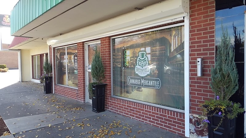 Greenfield Company Cannabis Retail