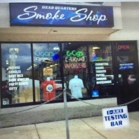 Head Quarters Smoke Shop