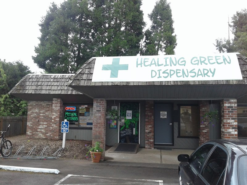 Healing Green Dispensary Mmd