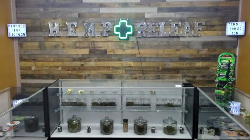 Hemp ReLeaf CBD Dispensary