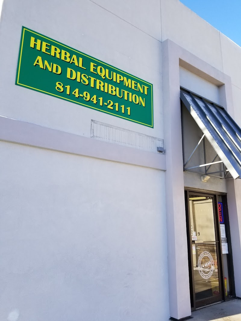 Herbal Equipment and Distribution | Headshop in Altoona ...