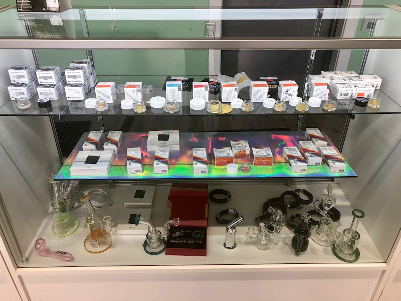 Herbarium Recreational Dispensary in West Hollywood, LA
