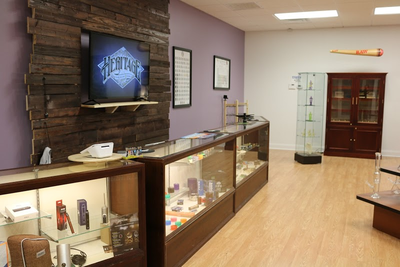 Heritage Glass Gallery & Cigars