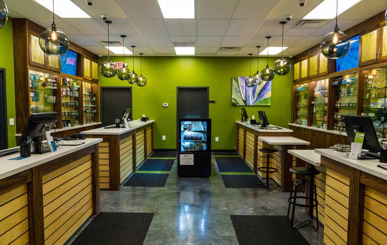 High Mountain Health, Medical Dispensary