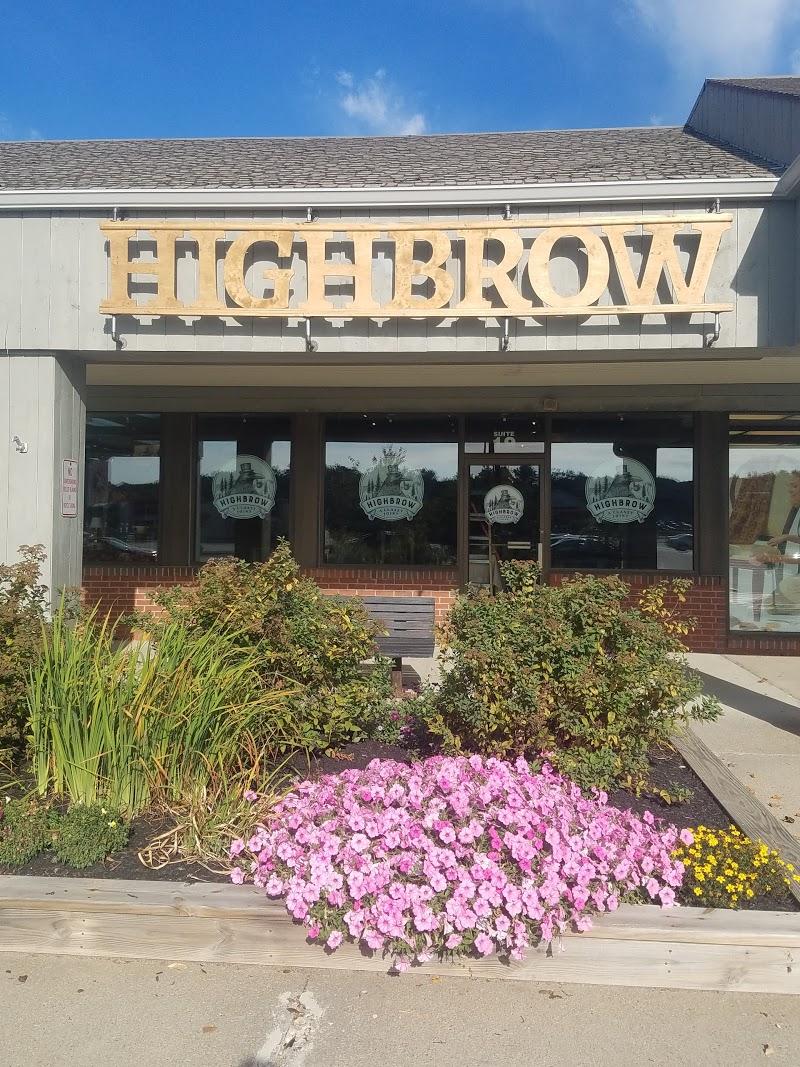 Highbrow | Dispensary in Topsham, Maine