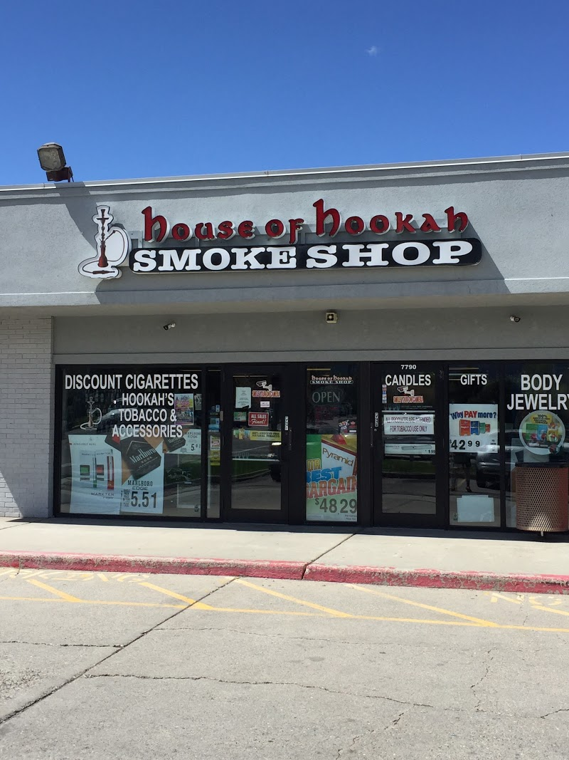 House of Hookahs Smoke Shop and Vape Shop