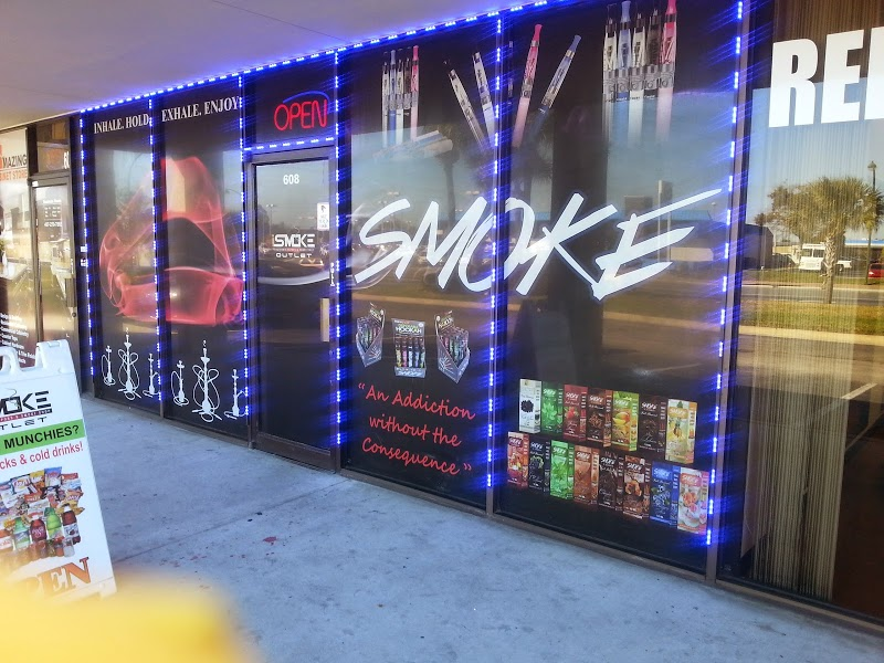 ISmoke Outlet OBT