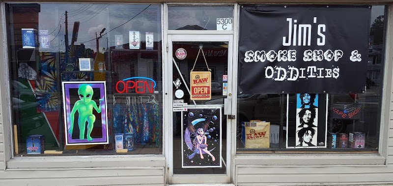 Jim\'s Smoke Shop And Oddities