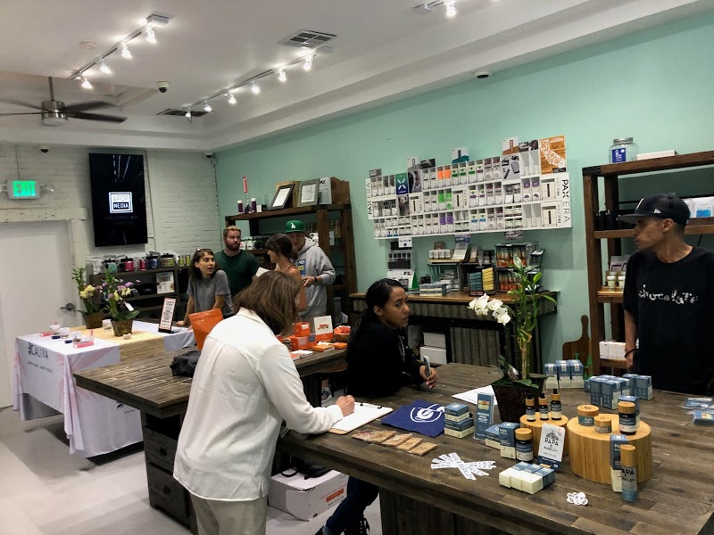 Koreatown Recreational Marijuana Collective