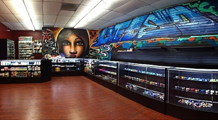 Lifted Smoke Shop
