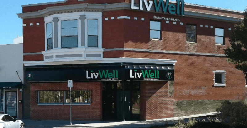 LivWell Trinidad - Recreational Marijuana Dispensary
