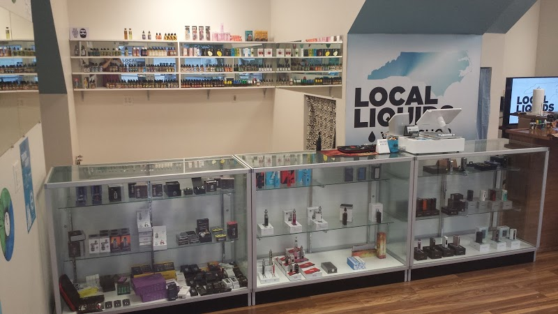 Local Liquids Vape Shop | Vape Shop in Chapel Hill, North