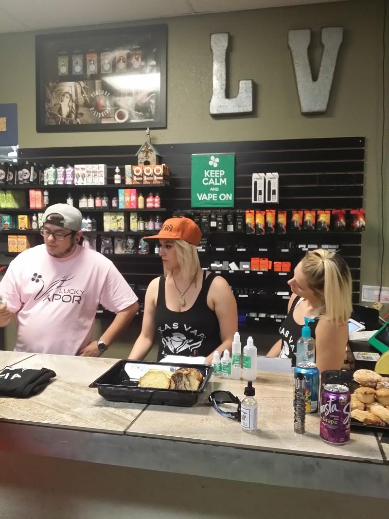 Lucky Vapor | Vape Shop in North Richland Hills, Texas