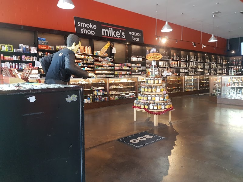 Mike\'s Smoke Shop